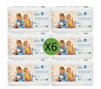 Naty Size 3 Nappies Eco Pack (6 x 50)