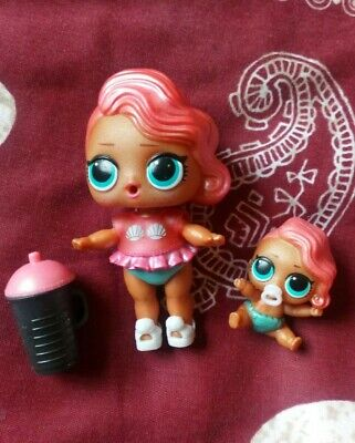 Lol Doll Pearl Surprise Treasure And Lil Treasure - Excellent Condition