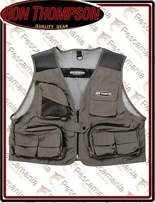 chaleco mosca ron thompson MESH LITE fly vest