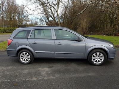 2007 Vauxhall Astra 1.8i 16v auto  Life Estate With Long MOT PX Welcome