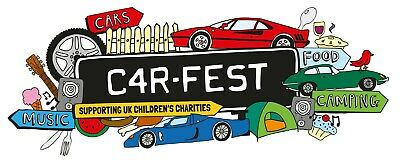 Carfest ticket South inc Camping - 1 Adult
