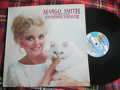 Margo Smith – The Best of The Tennessee Yodeler  MCL 1838 US Vinyl LP Album