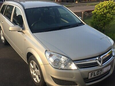 2007  Vauxhall Astra 1.3 Cdti Diesel Estate 1 Previous Owner