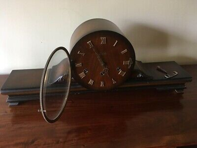 Antique, German Westminster Chimes Mantle Clock, Excellent Condition & Working.