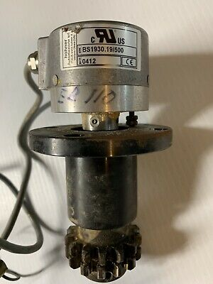 Hohner Automation Encoder BS1930.19/500