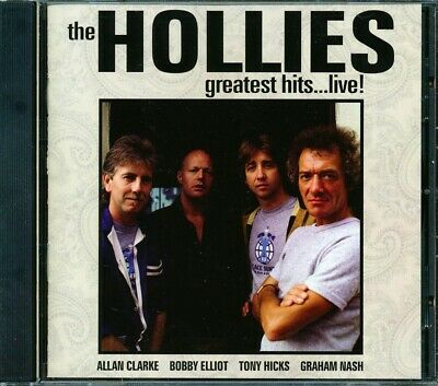 SEALED NEW CD Hollies, The - Greatest Hits Live!