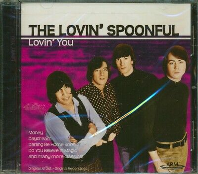 SEALED NEW CD Lovin' Spoonful, The - Lovin' You