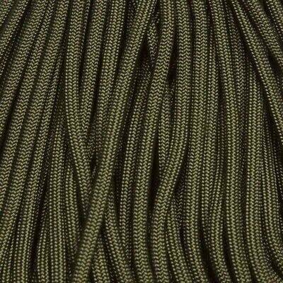 550 Paracord Olive Drab 100 ft Made in USA 163-119
