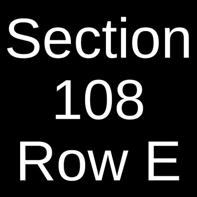 3 Tickets Mary J. Blige & Nas 8/2/19 Spring, TX