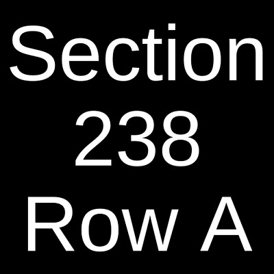 3 Tickets Paul McCartney 7/6/19 BC Place Stadium Vancouver, BC