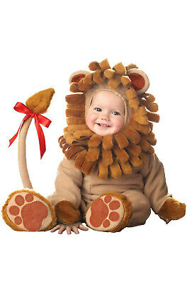 Brand New King of the Jungle Lil' Lion Baby Infant Costume