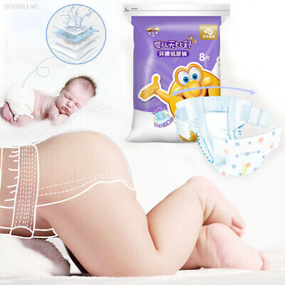5CDB 8pcs/Set Baby Diapers Pants Nappy Cover Potty Training Breathability