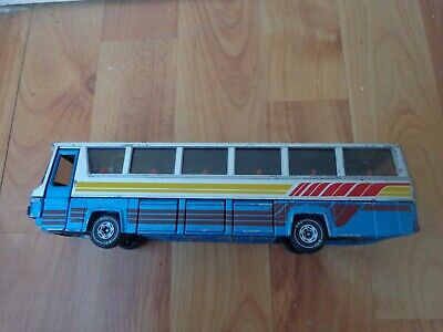 Vintage Siku 1/55 No.3417 Man Reisebus Coach Bus Boxed