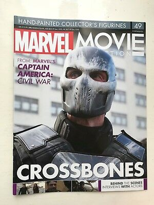 Crossbones Marvel Movie