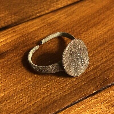 ANCIENT OR MEDIEVAL Ring Roman Byzantine European Jewelry Artifact  Authentic A