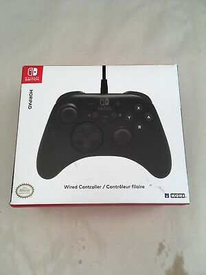 HORI Nintendo Switch HORIPAD Wired Controller Officially Licensed by Nintendo