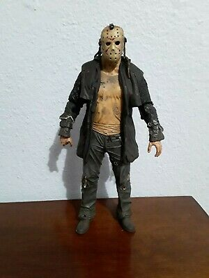 Jason Voorhees Friday The 13Th 2009 Remake Neca Toys Action Figure