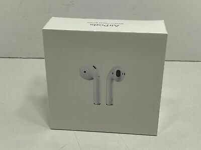 NEW & SEALED Apple AirPods 2nd Generation with Wireless Charging Case MRXJ2AM/A