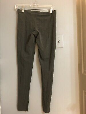 BP Girls Gray Leggings Size Large cotton spandex Very good condition!
