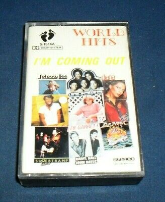 World Hits: I'm Coming Out - Cassette Tape