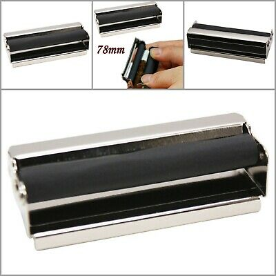 Cigarette Joint Roller Machine Size 78mm Blunt Fast Cigar Rolling Tobacco Weed