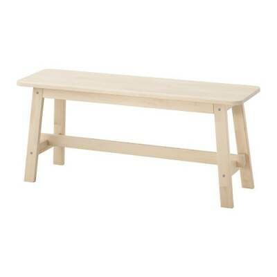 Incredible New Ikea Norraker Bench 69 99 Picclick Uk Unemploymentrelief Wooden Chair Designs For Living Room Unemploymentrelieforg