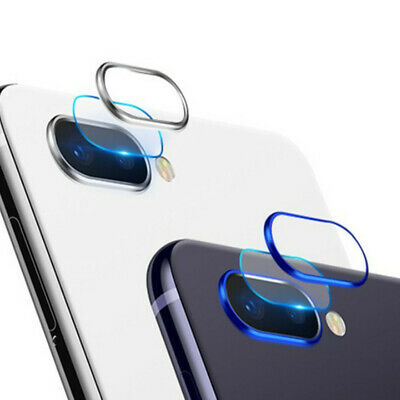 2pcs Metal Back Camera Lens Protector Rear Case Ring Cover For OPPO R15 R11Plus