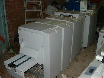 Due To In Plant Closure A3 Plockmatic Bk5010 Bookletmaker/ Tr5010 Trimmer/Bf5010