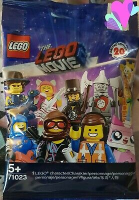 Lego movie 2 minifigures, new... free tracked postage