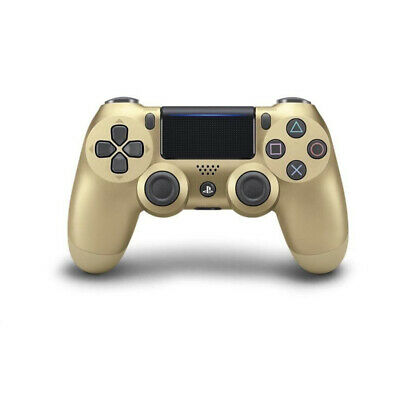 Gold OFFICIAL SONY PS4 DUALSHOCK 4 WIRELESS CONTROLLER - NEW & SEALED - HOT 1