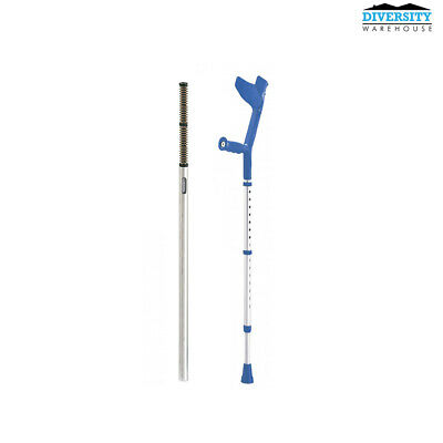 Rebotec New Walk – Crutches with Spring Shock Absorbers
