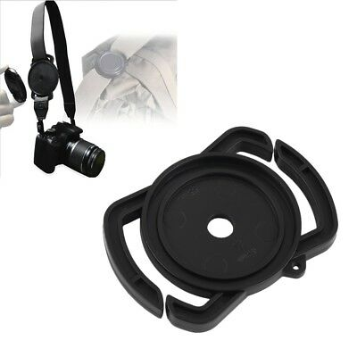 Camera Lens Cap Holder Keeper Buckle 52mm 58mm 67mm For Canon EOS Sony Nikon