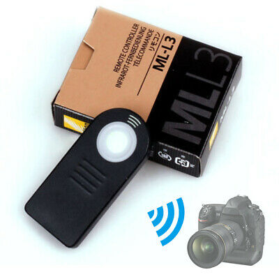 IR Wireless Remote Control ML-L3 For Nikon D7200 D7100 D750 D5300 D5500 D3300
