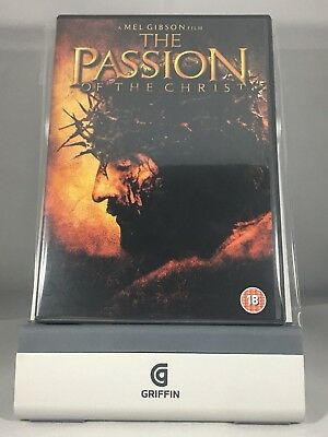 The Passion Of The Christ DVD Region 2 UK Cert 18 A Mel Gibson Film