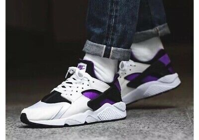 48b0ce135fe94 Nike Air Huarache Run '91 QS UK10 AH8049-001 EUR45 US11 OG Purple Punch