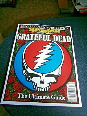 Rolling Stone Special Collection Edition Grateful Dead The Ultimate Guide (new)