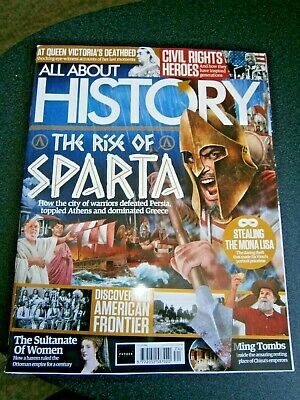 All About History Magazine Issue 74 (new) 2019