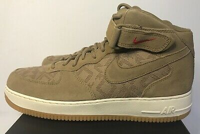 save off 29dbe 5c471 Nike Air Force 1 Mid  07 Prm N7 Mens 10.5 At6167 200