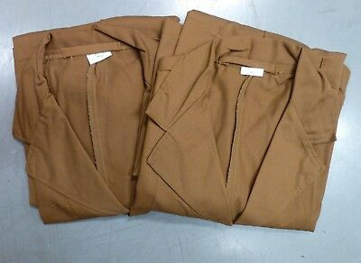 Lab Coats - Brown - Small Size