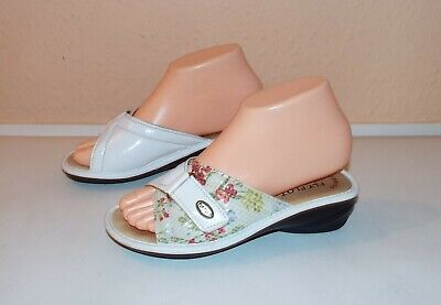 FLY FLOT ANATOMIC WhiteFloral Leather 1.5
