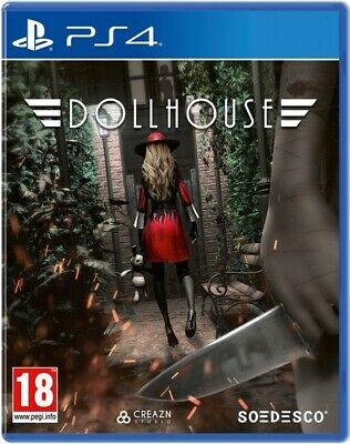 Dollhouse | PlayStation 4 PS4 New - Preorder