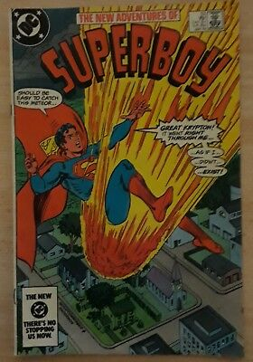 THE NEW ADVENTURES of SUPERBOY No. 53 1984