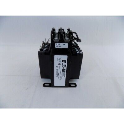 Eaton C0100E5EFB 100VA MTE Control Transformer With Primary Fuse Block