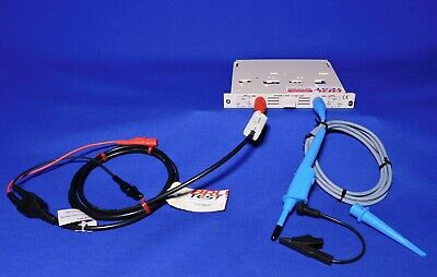 HIOKI 9666 100:1 Input Probe & HIOKI 8959 DC RMS Plug-in & 9198 Low Voltage Cord
