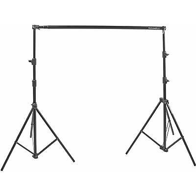 Manfrotto 1314B Background Support System (9' Width).  No Fees! NEW! EU Seller!
