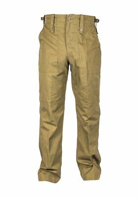 British Army Olive Green Lightweight Combat Trouser Pants Walking Airsoft Hiking