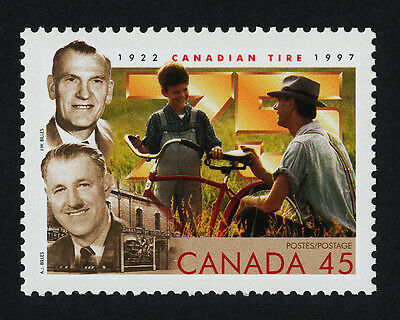 Canada 1636 MNH Canadian Tire