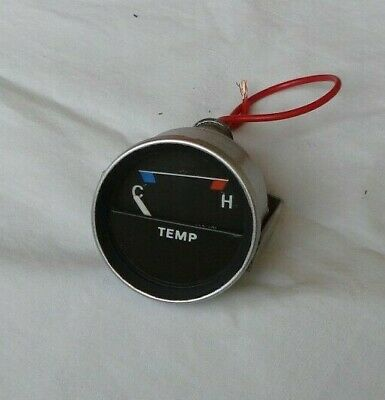 Vintage Car  Smiths Temp. Gauge