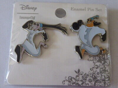 Disney Trading Pins Loungefly Disney The Emperor's New Groove Yzma and Kronk Lab