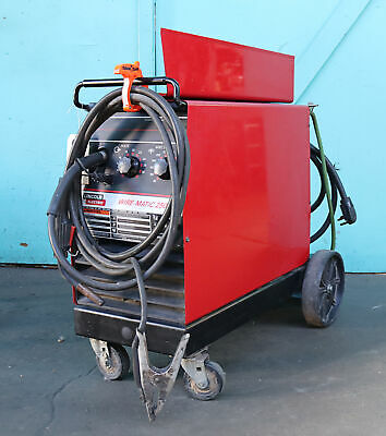 Lincoln Wirematic 250 Welder